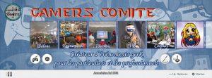 Bannière GamERS Comité